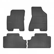 Резиновые коврики в салон Kia Sportage II 2002-2010 EL TORO