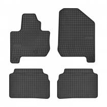 Резиновые коврики в салон Kia Soul EV 2014- EL TORO