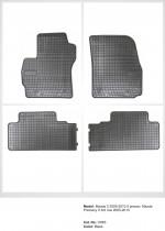 Резиновые коврики в салон Mazda 5 2005-2010