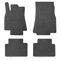 Резиновые коврики в салон Mercedes A-Klasa I W169 2004-2012 EL TORO