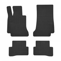 Резиновые коврики в салон Mercedes C-Klasa W205 2014- EL TORO