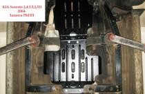 "Авто-Полигон KIA Sorento 2,4;3,5;2,5D c 2004-. Защита РКПП категории ""B"""
