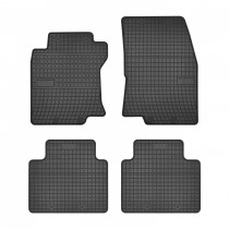 Резиновые коврики в салон Nissan X-Trail III/Rogue 2014- EL TORO