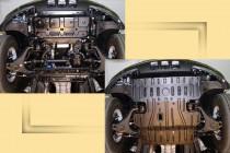 "Авто-Полигон KIA Sorento 2,5D c 2006г. Защита моторн. отс. категории ""St"""