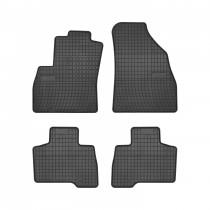 Резиновые коврики в салон Peugeot Bipper 5os 2007-
