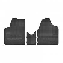 Резиновые коврики в салон Peugeot Expert II 2006-