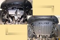"""Авто-Полигон KIA Sportage II 2,0;2,0D 2005-. Защита моторн. отс. категории """"St""""KIA Sportage II 2,0л;2,0D с 2005г. Защита моторн. от"""