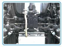 "Авто-Полигон KIA Sportage 1,7CRDi;2.0 CRDI 2010-. Защита диф-ла категории ""C"""