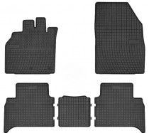 Резиновые коврики в салон Renault Scenic III 2009-