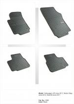 Резиновые коврики в салон Seat Mii 2011- EL TORO