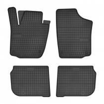 Резиновые коврики в салон Seat Toledo IV 2013- EL TORO