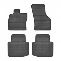 Резиновые коврики в салон Skoda Superb III 2015-