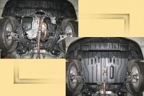 """Авто-Полигон LEXUS ES 350 2006-. Защита моторн. отс. категории """"St"""""""