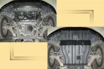 """Авто-Полигон LEXUS GS 300 4х4 с 2005г. Защита моторн. отс. категории """"A"""""""