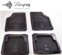 Резиновые универсальные коврики UNI Prima Lux Stingray