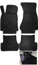 GAvto Резиновые коврики в салон Audi A7 (G4) Sportback (2010>)