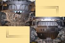 """Авто-Полигон LEXUS RX 350 2003-2009. Защита моторн. отс. категории """"St"""""""