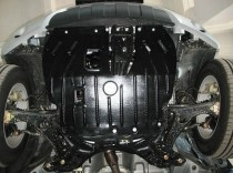 """Авто-Полигон LIFAN Х60 1,8. 2012-. Защита моторн. Отс. категории """"St"""""""