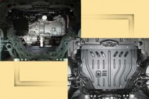"""Авто-Полигон 6 2,0л;2,5л 2007-2012. Защита моторн. отс. ЗМО категории """"St"""""""