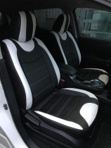 Авточехлы на сиденья АУДИ А3 8L хэтчбек-купе с 1996-2003г. Автопилот