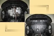 """Авто-Полигон MAZDA СX-9 3,5 2007-. Защита моторн. отс. категории """"A"""""""