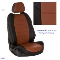 Автопилот Авточехлы на сиденья ФИАТ СКУДО минивен 8 мест с 2012г.