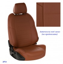 Автопилот Авточехлы на сиденья ХОНДА ЦИВИК седан с 2006г.