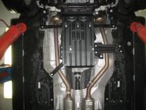 """Авто-Полигон Mercedes-BENZ ML 350 4 Matic 2005-.(кузов W164) Защита КПП категории """"St"""""""