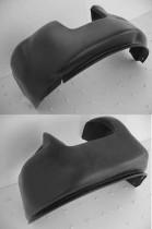 ООО Пластик Арочные подкрылки для Honda CRV кузов RD-1, RD-2 с 1998 г/в пара зад.