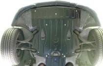 """Авто-Полигон Mercedes-BENZ S-class W221 4,7 2006- Защита моторн. отс. категории """"A"""""""