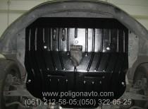 """Авто-Полигон MG 6 1.8T с 2013- Защита моторн. Отс. категории """"St"""""""