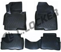 L.Locker Коврики в салон Mazda CX-5 3D 2012-  полиуретановые