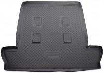 Коврики в багажное отделение для   Lexus LX 570 2007 полиуретановые