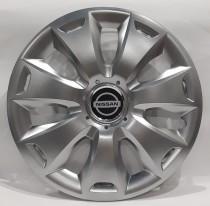SKS/SJS 335 Колпаки для колес на Nissan R15 (Комплект 4 шт.)