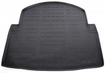 Коврики в багажное отделение для Mercedes-Benz E 2013 полиуретановые Норпласт