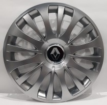 329 Колпаки для колес на Renault R15 (Комплект 4 шт.)