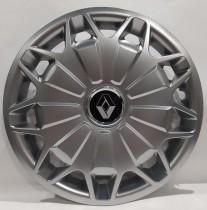 338 Колпаки для колес на Renault R15 (Комплект 4 шт.)