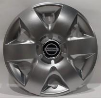 SKS/SJS 310 Колпаки для колес на Nissan R15 (Комплект 4 шт.)