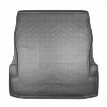 Коврики в багажное отделение для  Mercedes-Benz S 2013 полиуретановые Норпласт
