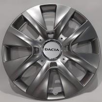 SKS/SJS 334 Колпаки для колес на Dacia R15 (Комплект 4 шт.)