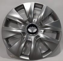 SKS/SJS 334 Колпаки для колес на Daewoo R15 (Комплект 4 шт.)