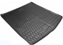 Полиуретановый коврик багажника AUDI A4 (B6 - B7) (2000 - 2007) (седан)