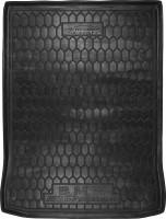 """Полиуретановый коврик багажника BMW G30 5-серия (2017>) (седан) (""""М- пакет"""")"""