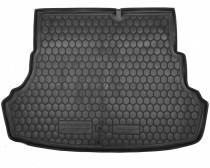 Резиновые коврики в багажник Hyundai Accent (2006>) (седан)