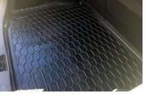 Резиновые коврики в багажник Toyota C-HR