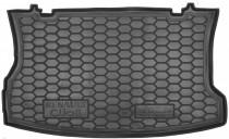 Резиновые коврики в багажник Renault Clio II (3 дв.) хетчбэк