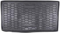 GAvto Резиновые коврики в багажник Ravon R2 (Spark (2012>))