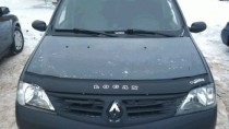 Vip tuning Дефлекторы капота  Dacia Logan с 2004-2012 г.в.