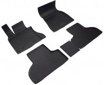 Коврики салонные для BMW X5 (F15) (2013) полиуретан Норпласт