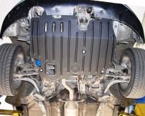 """Авто-Полигон Mitsubishi Galant 1993-1997. Защита моторн. отс. категории """"St"""""""